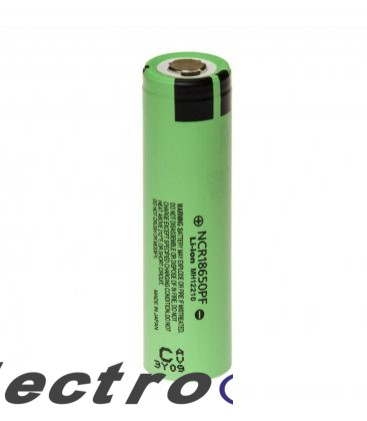Μπαταρία Battery Li-ion Panasonic 18650 2900mAh 10A