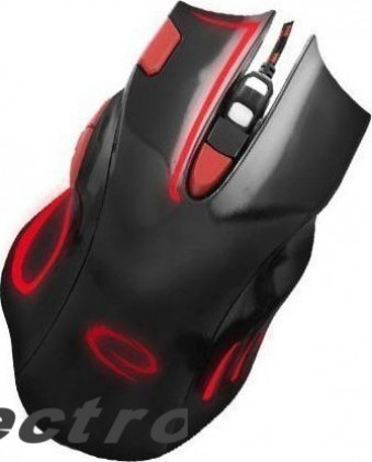 Ποντίκι Gaming ESPERANZA HAWK MX-401 WIRED GAMING MOUSE