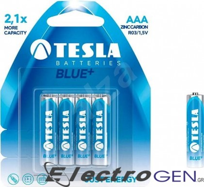 Μπαταρία TESLA AAA BLUE+ BATTERIES