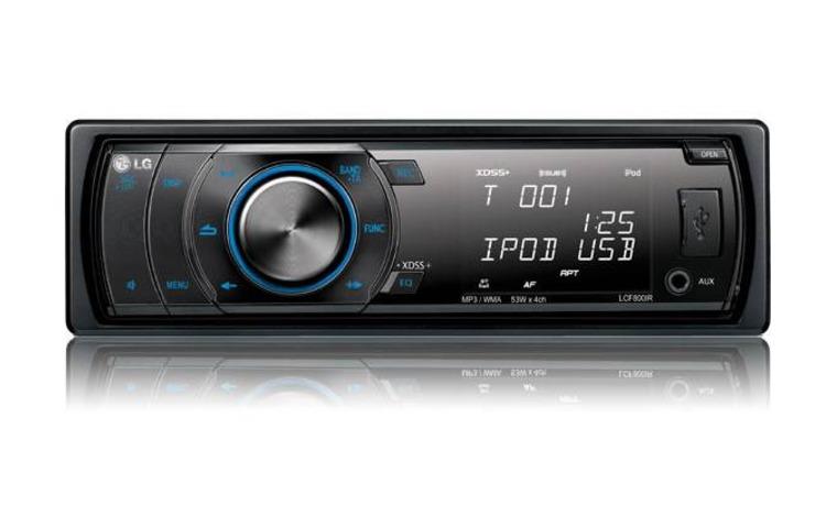 AUX για το απόθεμα ραδιοφώνου
